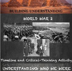 World War 2 Illustrated Timeline