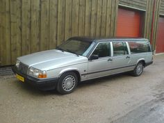 Volvo / Huiskamp 940 GLE Begrafenisauto http://www.swedishcollection.nl/swedish-car/collectie/31/ Hearse the Netherlands