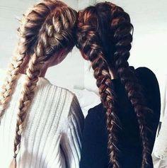Hair and friendship goal