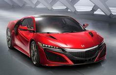 2016-Honda-NSX-Hybrid-Supercar