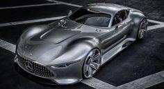 Mercedes présente le concept AMG Vision Gran Turismo