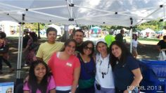 Our staff members saw some familiar faces at the recent La Fiesta Del Pueblo in Raleigh, NC. Our patients!