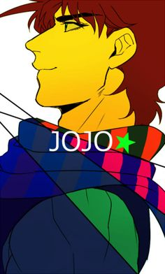 #JJBA Part 2 Joseph.