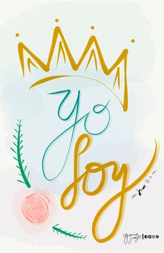 Nuestro Dios, el gran YO SOY