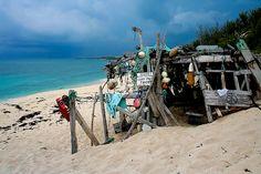 Surfers Beach, Eleuthera Bahamas