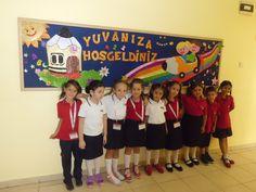 İlk gün&İlköğretim haftası pano