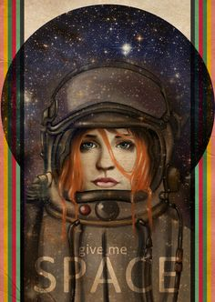 Give me Space (Girl)    by Flavia Furtos