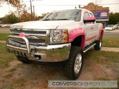 2013 Chevy Silverado 1500 Rocky Ridge Survivor Conversion Lifted Truck For Sale