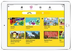 BBC releases iPlayer Kids app for Android iOS and Kindle Fire. #Android #Google @MyAppsEden  #MyAppsEden