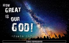 Check out my new PixTeller design! :: How great is our God! by christ representer