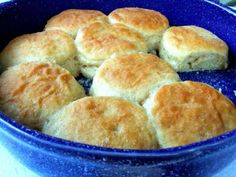 """Coca-Cola Biscuits from Southern Biscuits Cookbook - Totally thinking of doing a """"Pop"""" birthday party for my daughter this year. Even though we Southerners don't call carbonated drinks """"pop"""" I thought it would be fun to make all the foods I serve out of it! lol"""
