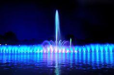 Wroclaw fountain show - Roksana Bashyrova/Getty Images