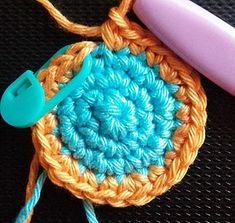 Crochet Stitches, Knit Crochet, Crochet Patterns, Crochet Hats, Crochet Tutorials, Drops Design, Chrochet, Loom Knitting, Crochet Necklace