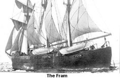 ansen's Fram expedition was an 1893–1896 attempt by the Norwegian explorer Fridtjof Nansen to reach the geographical North Pole... Impatient with the slow speed and erratic character of the drift, after 18 months Nansen and a chosen companion, Hjalmar Johansen, left the ship with a team of dogs and sledges and made for the pole.