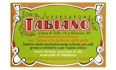 Tabiano Sulfur Spa Soap - Kaufmann Mercantile