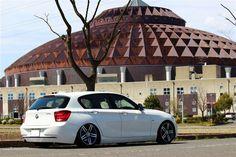 BMW 1SERIES HATCHBACK    #Lowered #Slammed