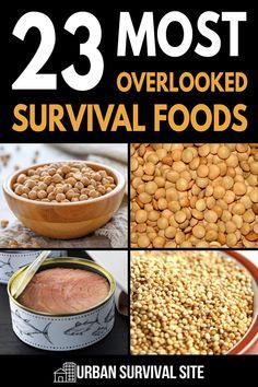 Emergency Preparedness Food, Emergency Food Storage, Emergency Preparation, Survival Food, Outdoor Survival, Survival Prepping, Survival Skills, Prepper Food, Survival Stuff