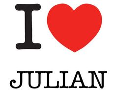 """Julian, male name, means """"Jove's child"""" or """"downy-bearded,"""" of Greek, Latin, English, Polish, and German origin"""