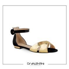 Rasteira Di Valentini na loja Fashion Calçados . ♥