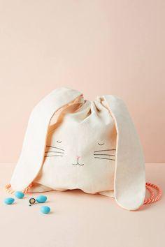 Floppy Eared Bunny Backpack - cute little Easter gift