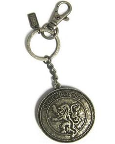 Game of Thrones - Lannister Shield Snap Keychain  Manufacturer: SDToys Barcode: 8436541022935 Enarxis Code: 012421 #toys #keychain #Game_of_Thrones #Lannister #tvseries