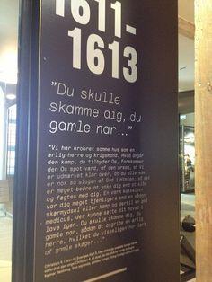 Citater i udstillinger by Martinsmuseumsblog, via Flickr Tøjhusmuseets udstilling Danmarks krige