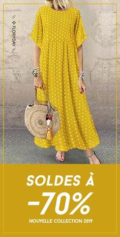 Cool Back to School Outfits Ideas for the Flawless Look – Twea Modest Fashion, Fashion Dresses, French Outfit, Look Fashion, Fashion Design, 70s Fashion, Winter Fashion, Short Sleeve Dresses, Dresses With Sleeves