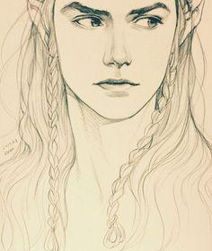 Legolas Thranduilion  vk.com
