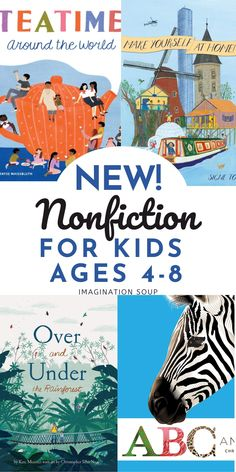 Best Children Books, Childrens Books, Nonfiction Books For Kids, Writing Lesson Plans, Carnival Of The Animals, Fallen Book, Animal Books, Chapter Books, Book Show
