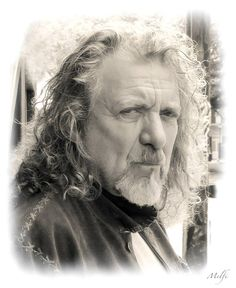 Robert Plant. Photo: Frank Melfi Amazing photograph of an amazing man. So glad he said no to a Led Zep reunion tour.