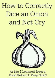 No cry onion