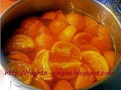 Πορτοκάλι γλυκό του κουταλιού - από «Τα φαγητά της γιαγιάς» Cooking Spoon, Cooking Time, Cooking Recipes, Greek Sweets, Oranges And Lemons, Appetisers, Marmalade, Greek Recipes, Cake Recipes