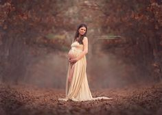 Sofia Maternity Gown   Maternity Dress in by RosesAndRufflesProps, $96.00