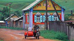 Somewhere in Siberia, Russia