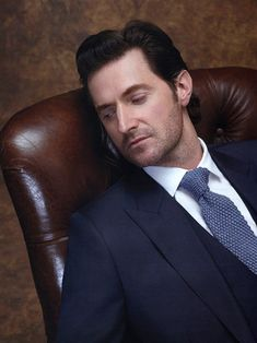 Richard Armitage From Sara Dunn's photo shoot for Total Film Indonesia 2013