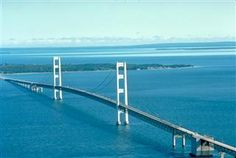 Mackinaw Island Bridge