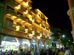 Portales del Hotel Colonial