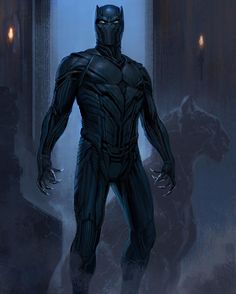 Black Panther by Andy Park