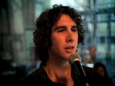 Such a beautiful voice:  Josh Groban - You Raise Me Up [Official Music Video]