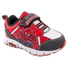 Toddler Boys' Spider-Man Athletic Shoes