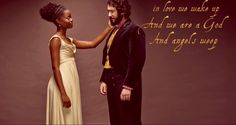 Natasha, Pierre, and the Great Comet of 1812 Great Comet Of 1812, The Great Comet, Theatre Nerds, Musical Theatre, Theater, We Fall In Love, Change Is Good, War And Peace Bbc, Lucas Steele