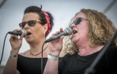 Scenes from Rock 4 Jasmine 2016, held at Fakenham Town FC Clipbush Park. Picture: Matthew Usher.