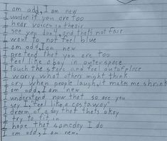 A ten-year-old boy blew his parents away when he shared a poem he had written that perfectly explained his experience of Asperger's syndrome with them. Autism Quotes, Understanding Autism, Living With Autism, Poems For Him, Poems About Life, 10 Year Old Boy, Poems Beautiful, Thing 1, 10 Years