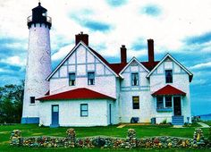 Up lighthouses