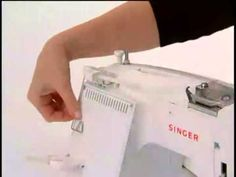 SINGER Futura CE 250 | Computerized Sewing and Embroidery Machine | with...