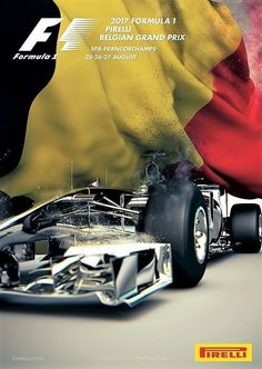 07286bb11cc2 The Formula 1 Pirelli Belgian Grand Prix