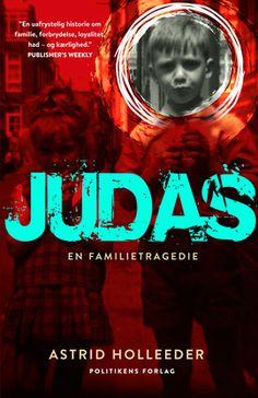 Kunne du tænke dig at vinde Judas? Bognørden har fået fingrene i et ekstra eksemplar af denne kommende udgivelse.  Det skal en af jer da også have muligheden for at få glæde af og derfor sætter