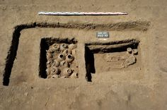 Four pre-dynastic tombs uncovered in Egypt