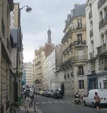 This is where I stayed and left my heart.  Rue Cler and Rue de Grenelle.