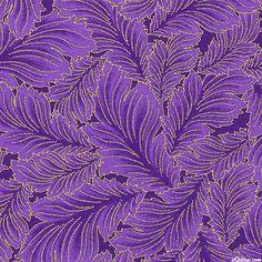 Timeless Treasurеs - Dynasty-CM2738-Purple - Dynasty Packed Leaf